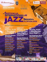 Festivalul International de Jazz - Brasov 2018